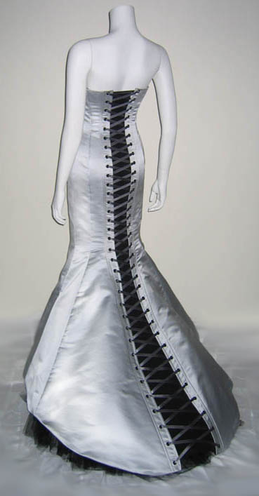 Jun 06, 2008 Morua Designs Corseted Wedding Dress