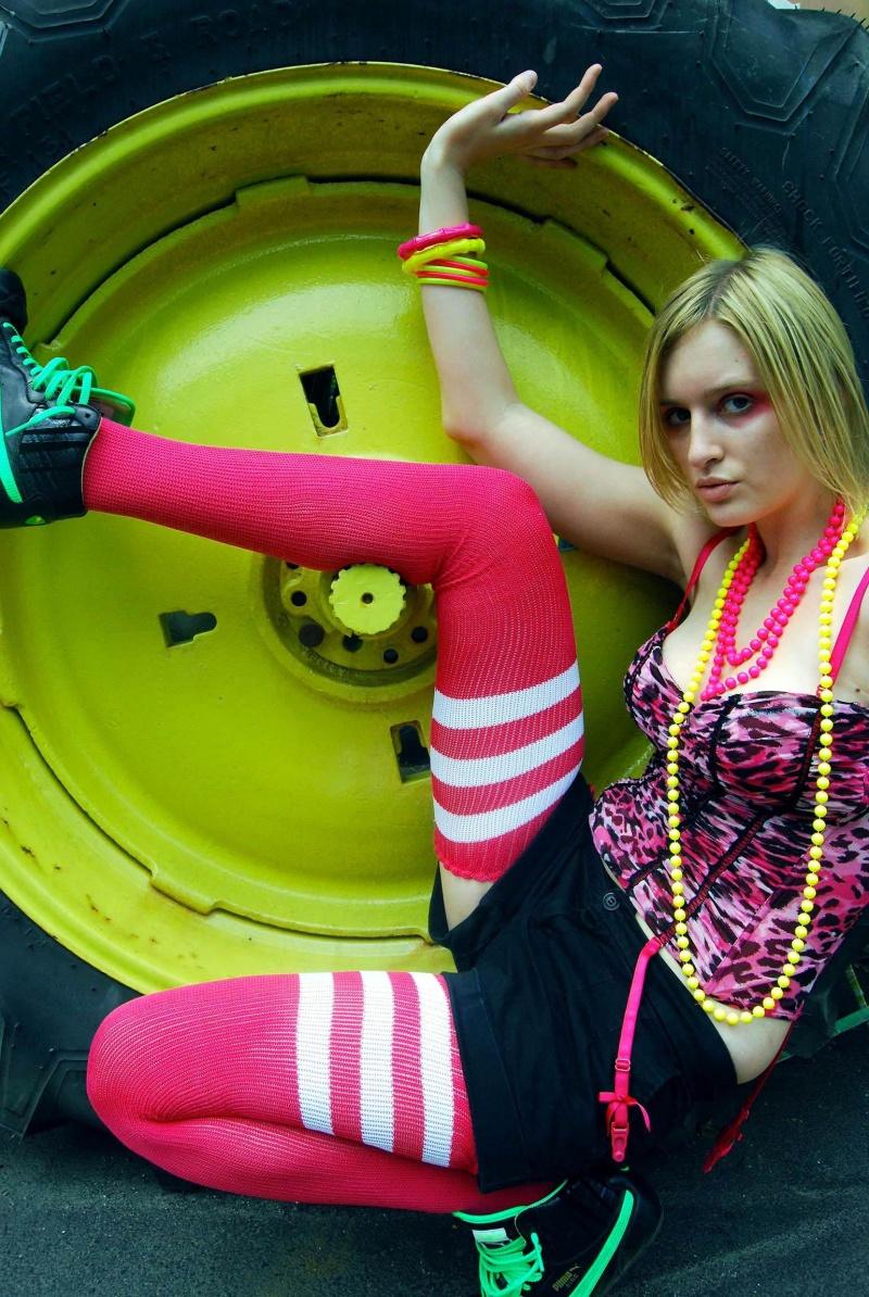 Rochester, NY Jun 08, 2008 Rainbow Kandicaine Big Wheel