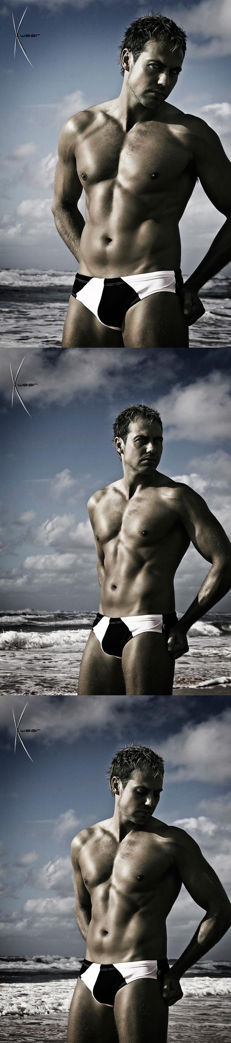 Male model photo shoot of Bart Verschuuren in Q1 Spa & Resort - Gold Coast