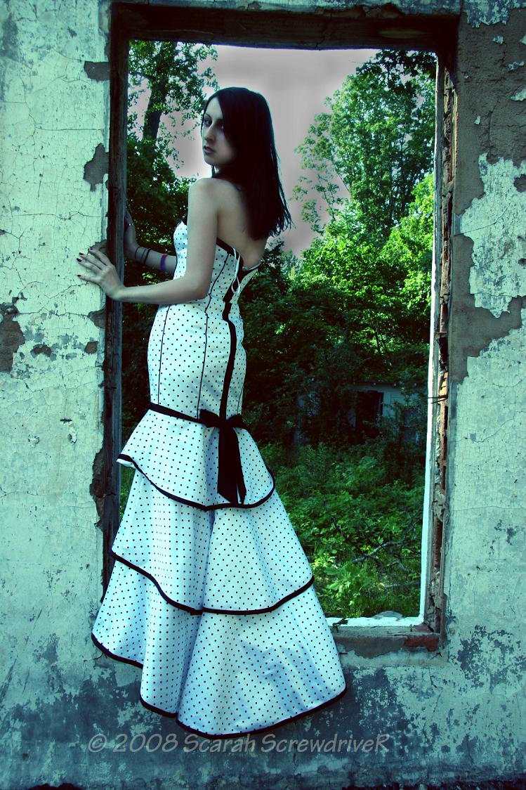 Rock Hill, SC Jun 09, 2008 SCARAH SCREWDRIVER Second use of a prom dress. [Lee is the model, not me :P]