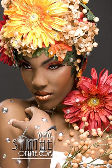 Atlanta Jun 10, 2008 C.Reese Photography/Syntheonline-Model (Taylor) The Flower Girl