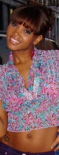 Female model photo shoot of Antoinette Lenae