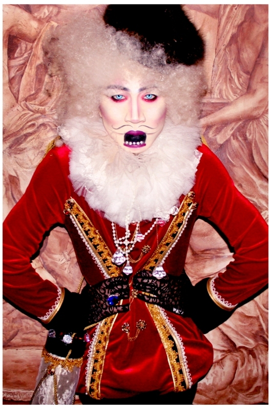 Jun 11, 2008 presenting the Nutcracker! Me Halloween 07. makeup/hair/costume: Anthony H. Nguyen