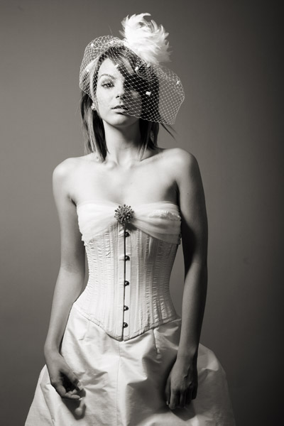 Justine Ungaro Studio Jun 12, 2008 Justine Ungaro Vintage Style Bridal Gowns