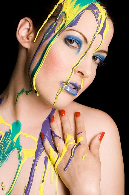 Jun 12, 2008 Pic: Maria V., Potsdam MUA: Jasmin Stein-Hartmann, Berlin Inspired by ANTM Cycle 10