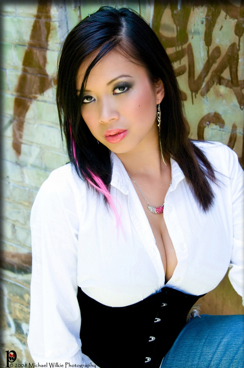 Female model photo shoot of pajh and Angelina Vu by Apothic Fire  in Mpls, mn