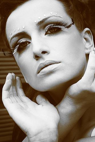 Jun 13, 2008 Makeup Artist- Cerys Tugwell Hair Stylist - Maria Retter Photographer-Mellisa Jenkins, Model- Yolanda Kingdon