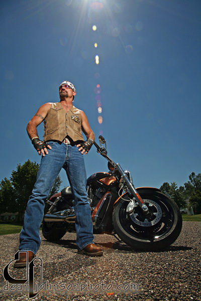 Jun 13, 2008 Dean Johnson A man and his Vrod