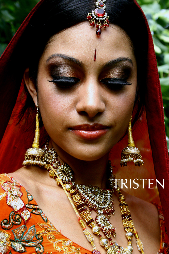 Brooklyn, NY Jun 13, 2008 Tristen Studios An Indian Bride (no photoshop) FLAWLESS