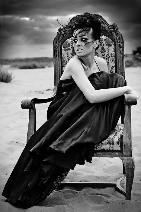 Female model photo shoot of AnnS