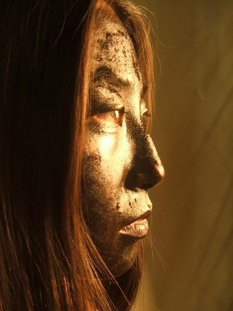 Female model photo shoot of Adora Tokyo in SOHO