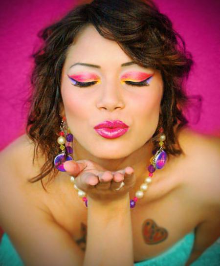 Sacramento Jun 15, 2008 CK2 Photography Pin Up Soda Pop Jewelry, Makeup & Hair: me