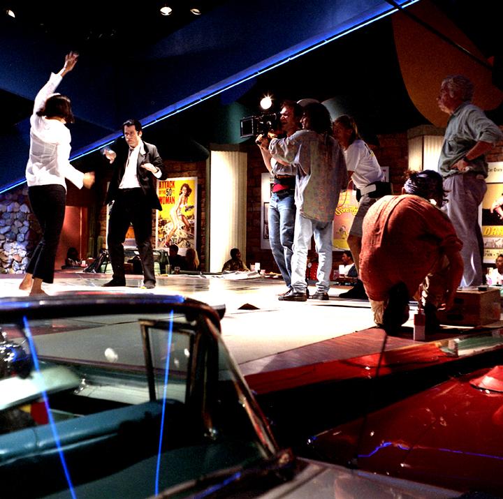 Culver City, Los Angeles Jun 15, 2008 Copyright 1993 Joseph Henry Ritter Pulp Fiction-Jack Rabbit Slims