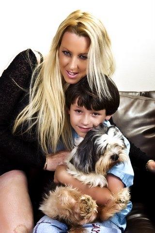 Jun 15, 2008 Tony Rosca Dylan, Miko the dog and I