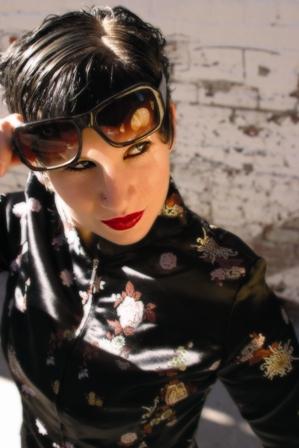 Female model photo shoot of Amalia Marie in Flagstaff,AZ