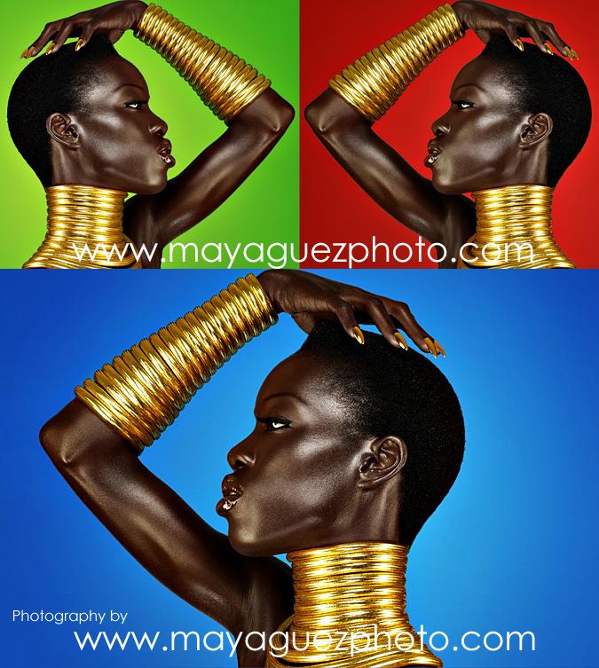 NYC Studio Jun 16, 2008 www.mayaguezphoto.com Aspects of a Queen (Femme comeback to M.G. thumbtack series)