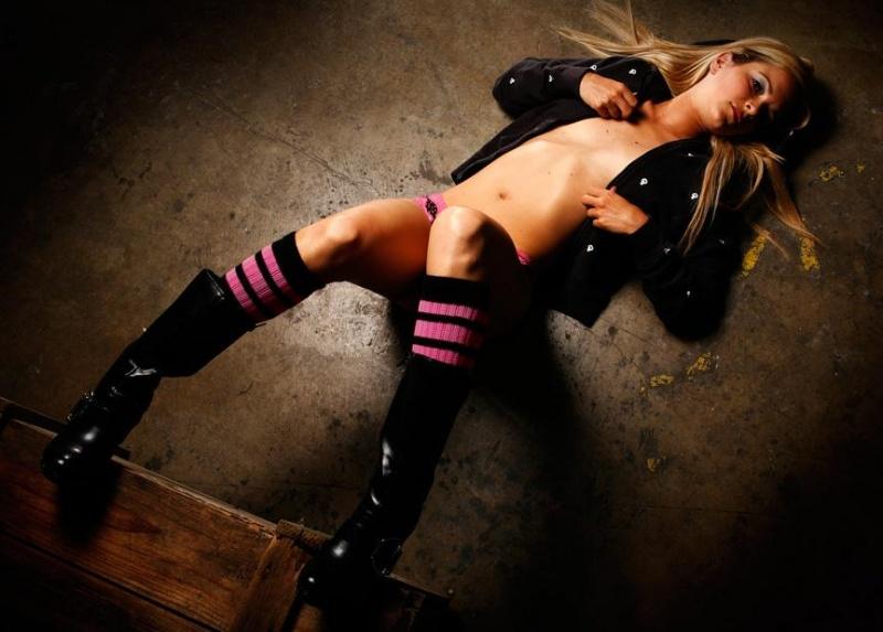 Female model photo shoot of Jodie ODonnell by John Geary in Ventura, CA