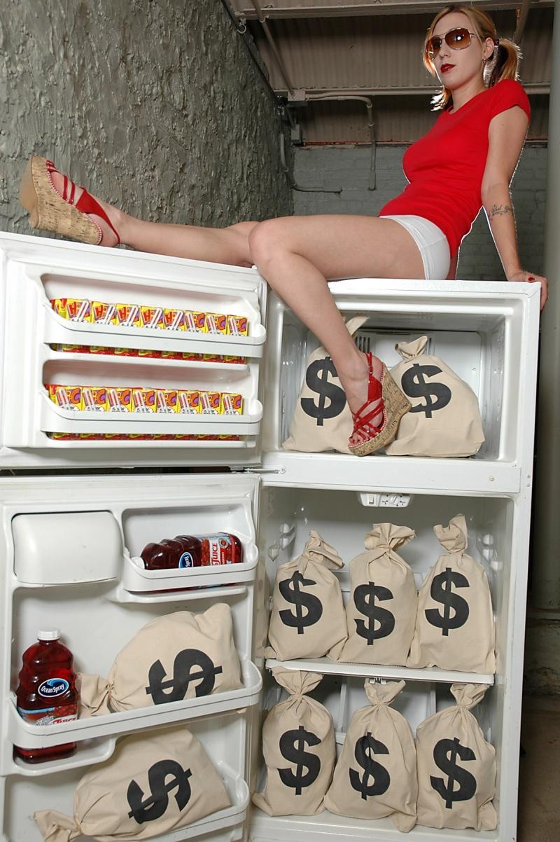 Northside Jun 16, 2008 W. Jones / Model Cold Hard Cash - starring Presley Rose