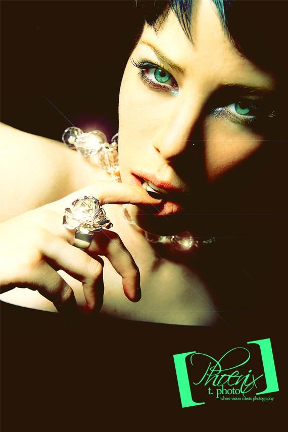 Jun 17, 2008 for Foxy Lulu jewelry. Phoenix Taylor photography.