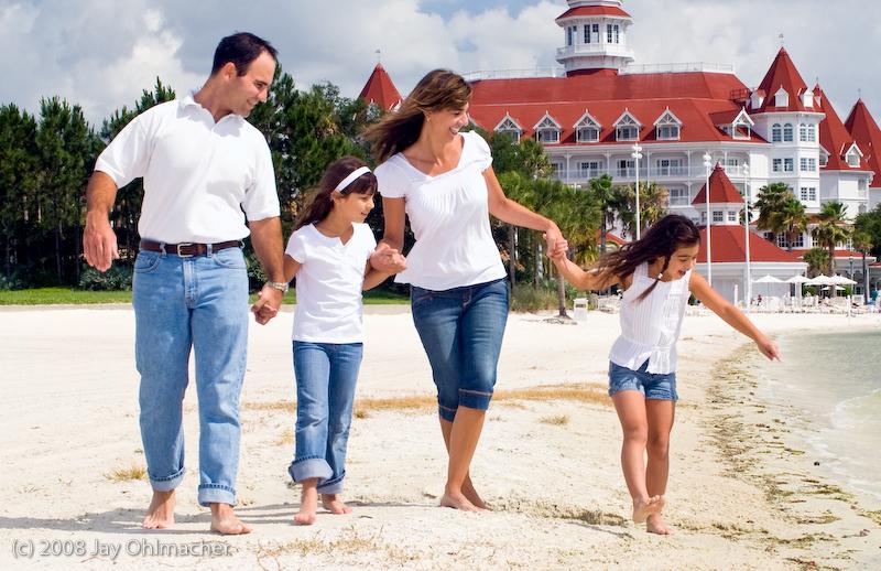 Walt Disney World Jun 18, 2008 (c) 2008 Jay Ohlmacher Disney Family