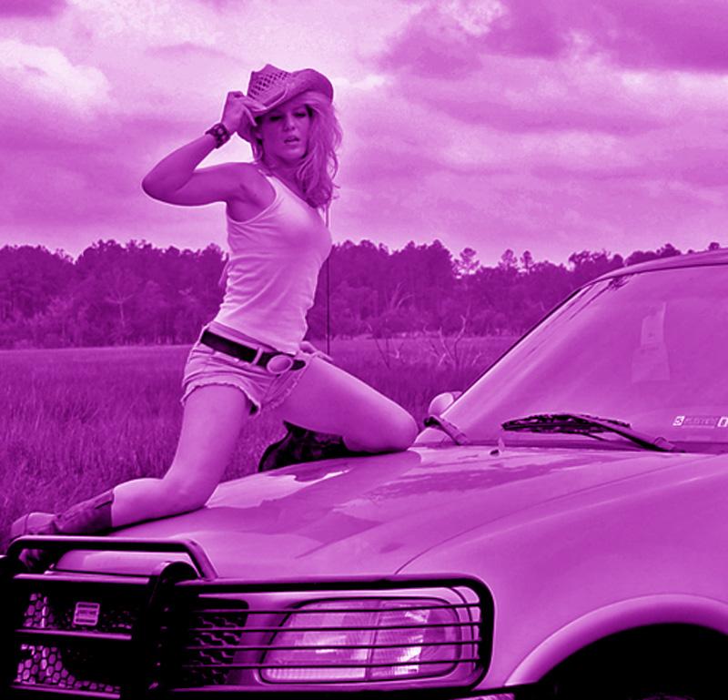 Riceboro, GA Jun 20, 2008 Wicked Ways Photography Think Pink!