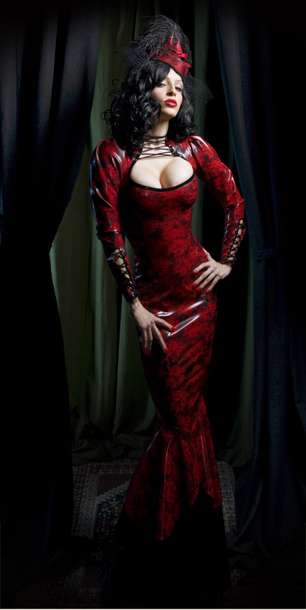 Jun 20, 2008 Picture by Barry Underhill Dress by Vex