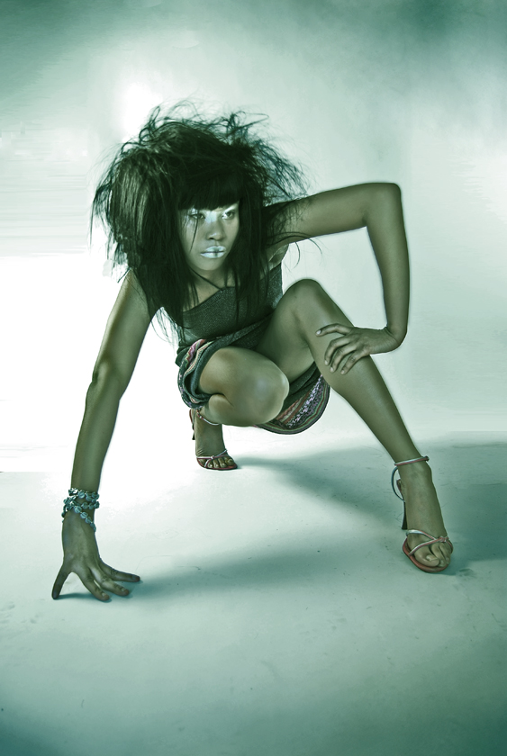Female model photo shoot of Safiyyah Muhsin in Newark Nj @  LRP headquarters Love you Aq