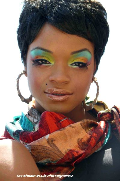 Los Angeles, Ca Jun 21, 2008 Shawn Ellis Beauty is in the EYE of the beholder....