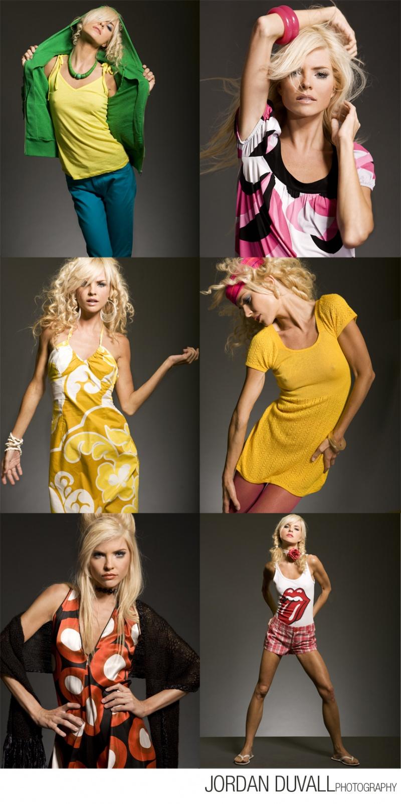 Jun 22, 2008 © Jordan Duvall Model Lindsay from NEXT , Styling Gus Castaneda
