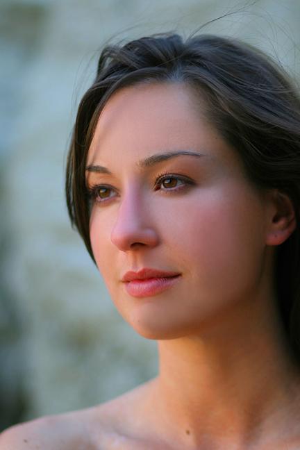 Female model photo shoot of Jessica I by Zxv in Desert