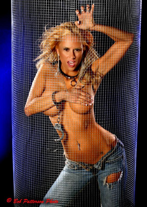 Cover Shot Photgraphy Studios Jun 24, 2008 Bob Patterson Kristy Ann - Caged Heat