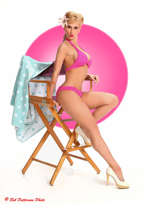 Cover Shot Photgraphy Studios Jun 24, 2008 Bob Patterson Kristy Ann - Pin Up