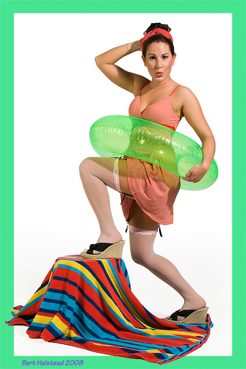 CoverShot Studio Jun 24, 2008 Bert Halstead Lets go swimming!