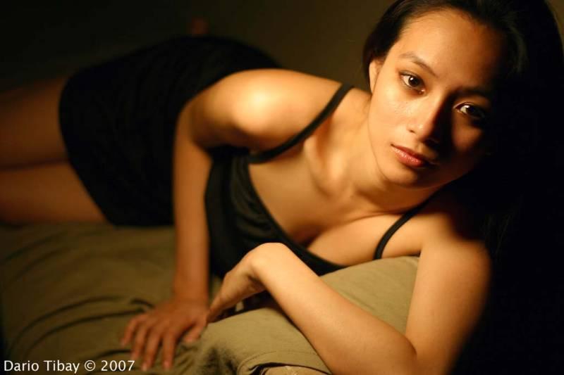 Male model photo shoot of Dario Tibay in Manila, Philippines