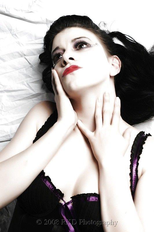 Female model photo shoot of Andi Raising Cain by Creative Concept Studio