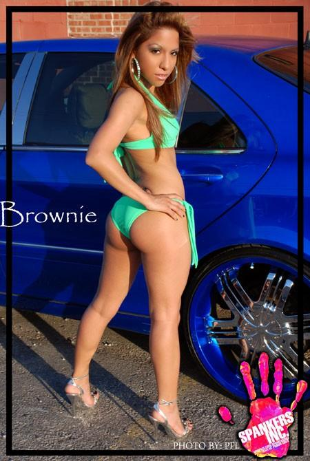 Dallas, Tx Jun 27, 2008 Spankers Inc Lil Brownie