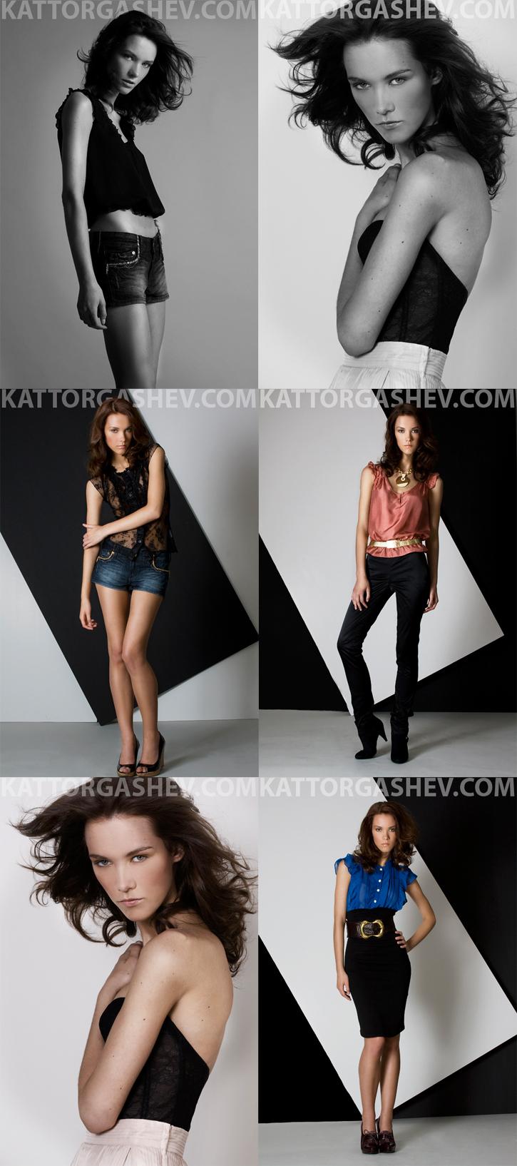 Female model photo shoot of eneida anastasia by Kat Torgashev