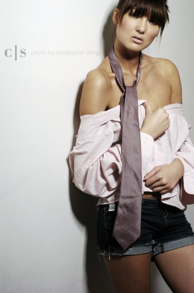 Soho, NYC Jun 27, 2008 Christopher String for RCM Models Buy this shirt