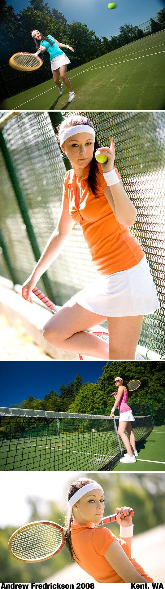 kent, wa Jun 28, 2008 first time playing tennis in my life!