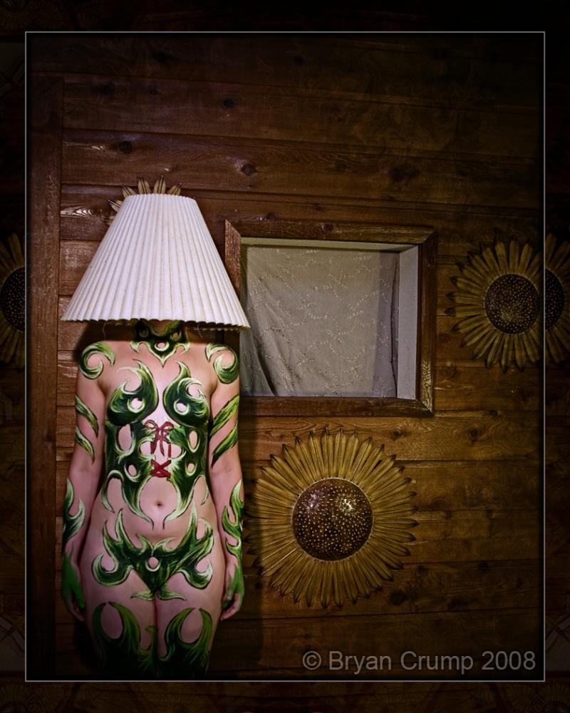 Jun 30, 2008 © Bryan Crump 2008 Ivy Lamp