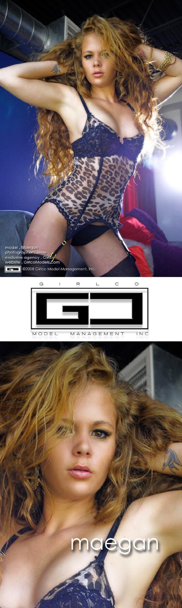 Los Colinas, TX Jun 30, 2008 GirlCo Model Management Subtle Glimpse