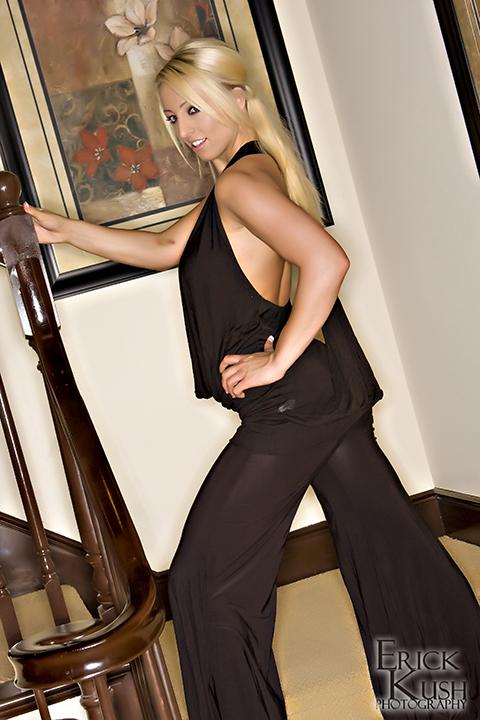 Female model photo shoot of Cassandra P