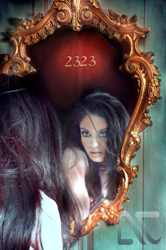 london england Jul 03, 2008 ajay chag mirror mirror.....
