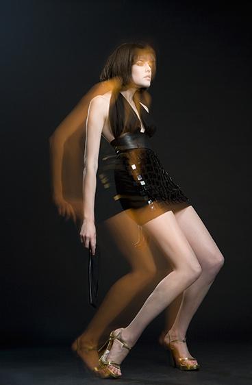 New York Jul 03, 2008 @ Na Yeon Jin Live for Fashion Part3