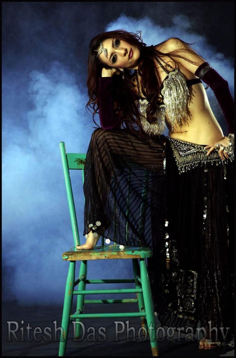 TTE Studio  Jul 04, 2008 Ritesh Das Maryfer - Arabesque Belly Dance