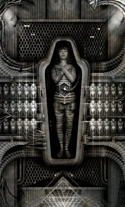 Parallel Universe Jul 05, 2008 Caz Passenger of the Strange Vessel