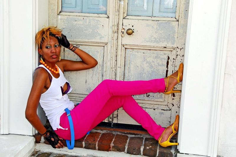 Female model photo shoot of Jazzi Photo and Jolandra in New Orleans, LA