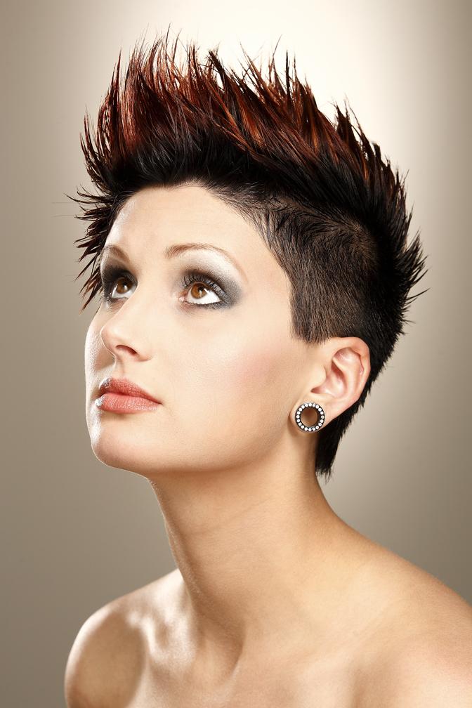 Jul 07, 2008 www.carlevans.com AVEDA - Hair: Nyco Herzog Model: Makenzie Paynter