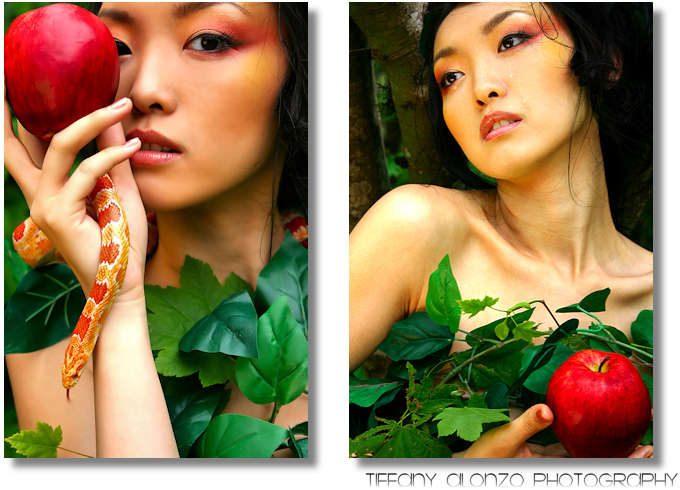 Female model photo shoot of ALONZO PHOTOGRAPHY, makeup by fabulous faces
