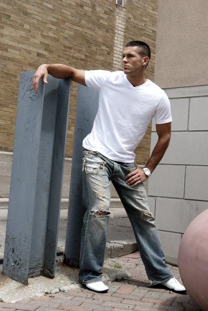 Male model photo shoot of gary smith jr in toronto